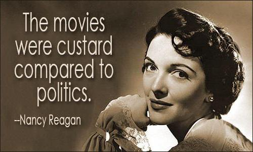 Nancy Reagan in gioventù