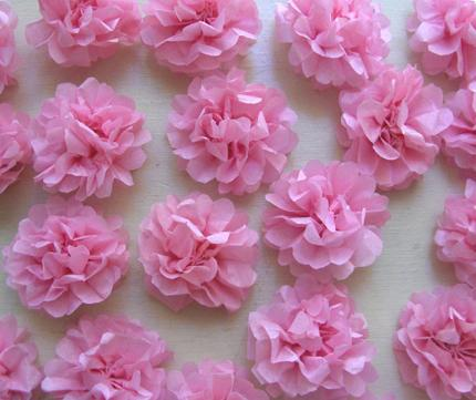 fiori di tovagliolo