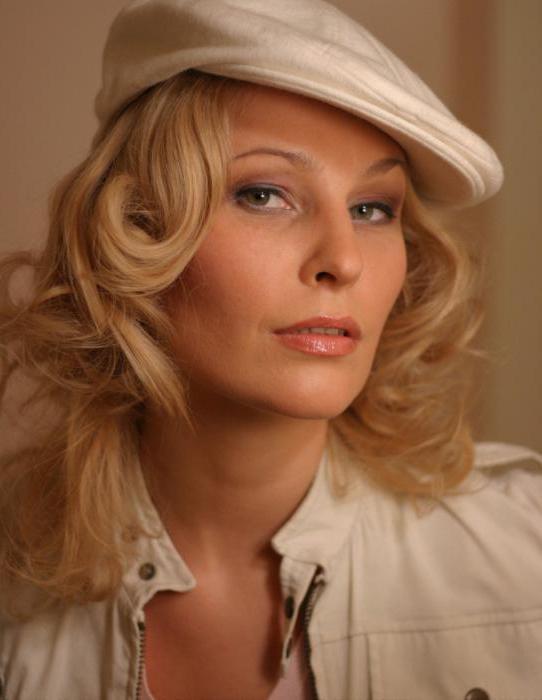 Attrice Natalia Panova