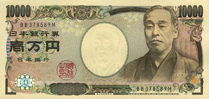 narodowa japońska waluta