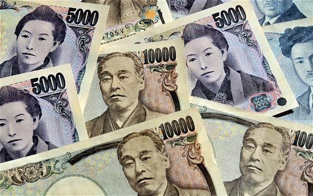 Waluta jena japońskiego
