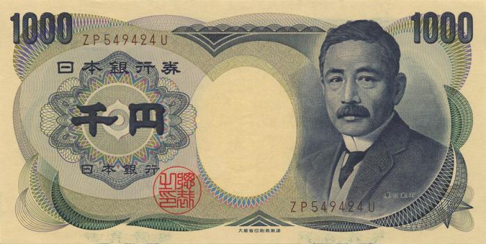 Nazwa japońskiej waluty