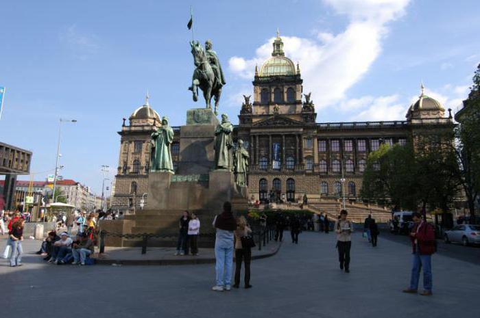 Muzeum Narodowe Praga - godziny otwarcia