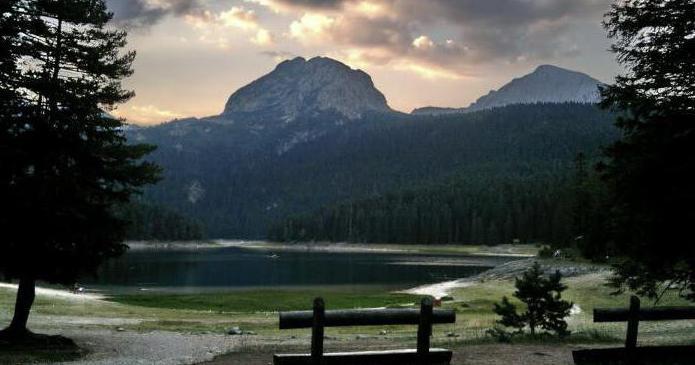 Park Durmitor Montenegro come arrivare