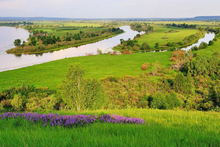 Naravni rezervati in narodni parki Tatarstana