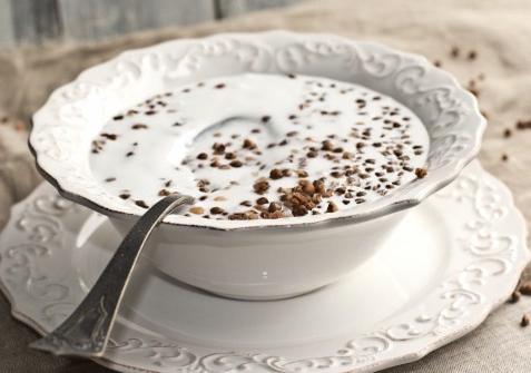 porridge di grano saraceno