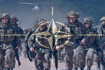 Přepis NATO v ruštině
