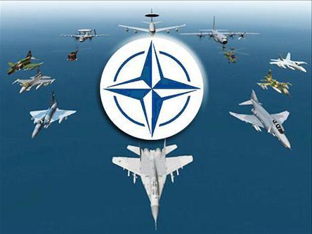 Vysvětlení slova NATO