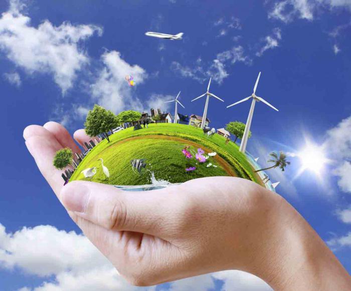 prirodni resursi i uvjeti