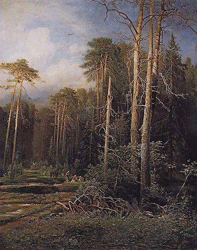 obraz přírody ve slově o Igorově pluku
