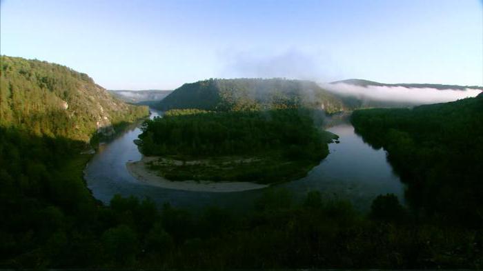 priroda Baškirije