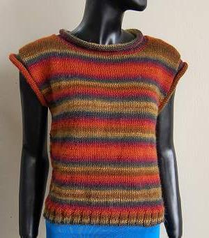 плетене без ръкави