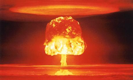 Стварање атомске бомбе