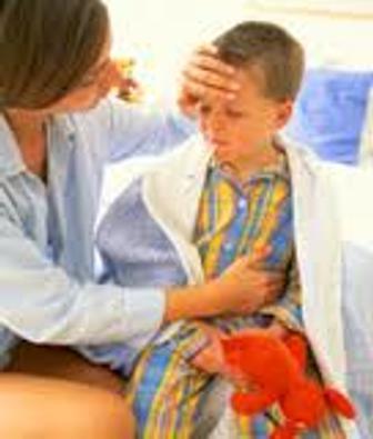 Spray per la gola per bambini
