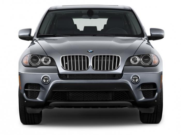 нов BMW x5 2013