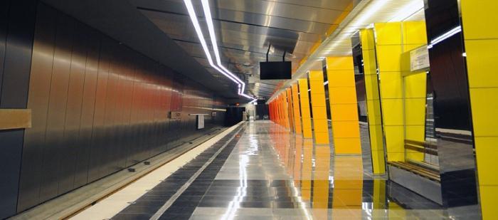 l'apertura della stazione della metropolitana Zhulebino