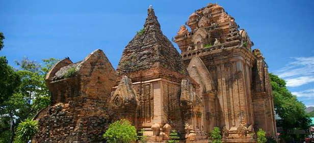 Zabytki Nha Trang