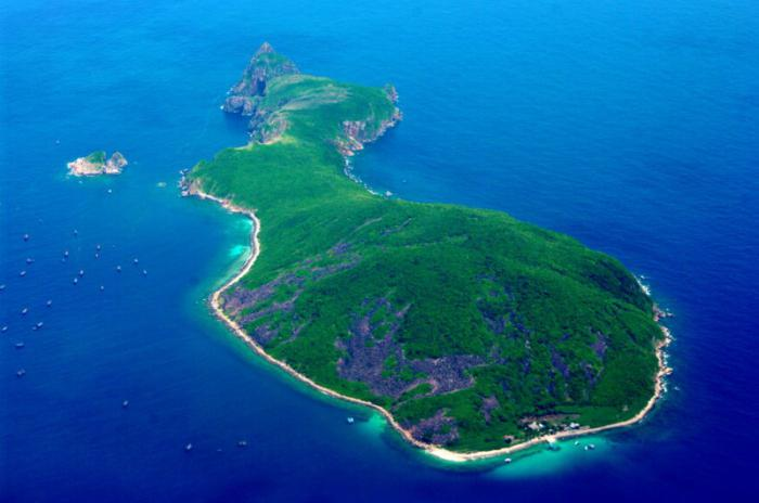 Wyspy Nha Trang