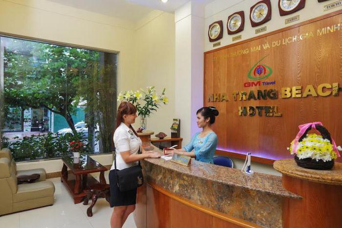 Нха Транг плаж хотел