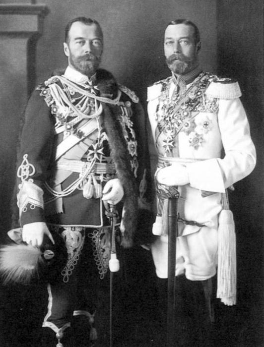 Руски краљеви Романовско дрво династије руских краљева