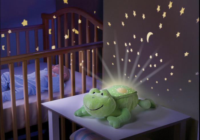 ноћно осветљење деце