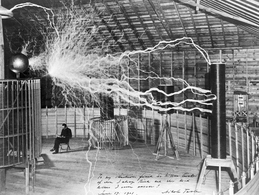 Bobina di Tesla