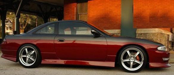 specifiche Nissan 240sx