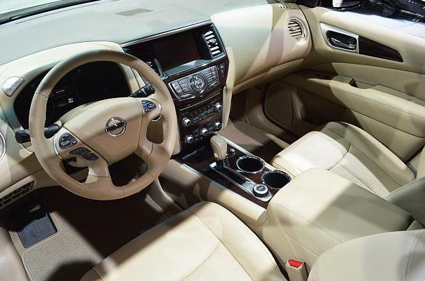 Popravilo Nissan Pathfinder
