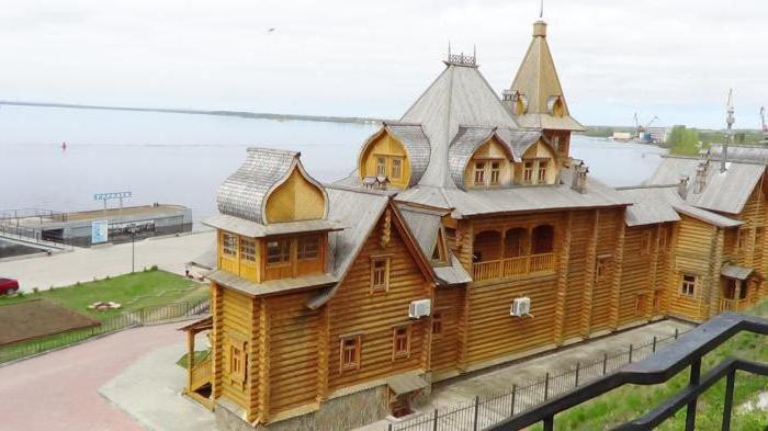 punti panoramici della città di Nizhny Novgorod