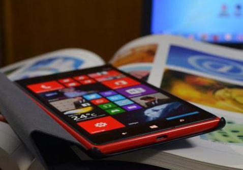 firmware Lumia 1520