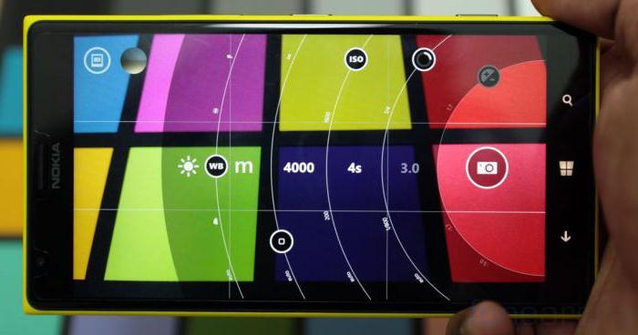 display Lumia 1520