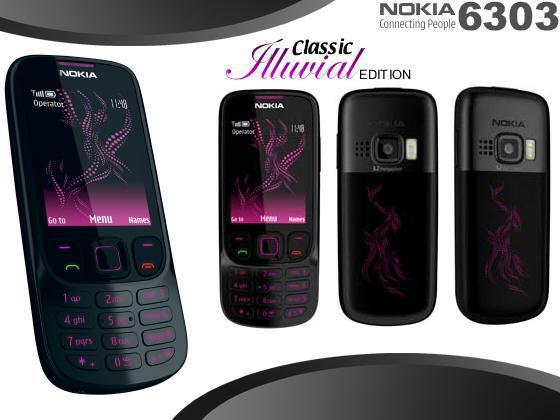 originale Nokia 6303
