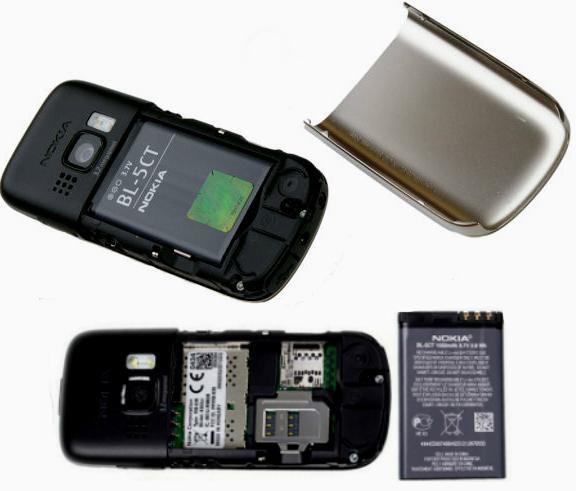 Nokia 6303 cellulare