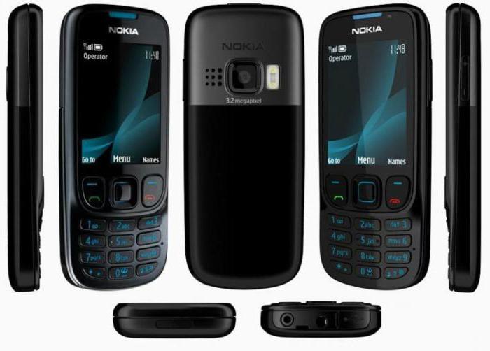 Nokia 6303 firmware classico
