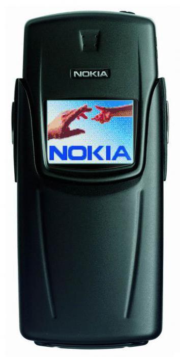 Nokia 8910i telefoni