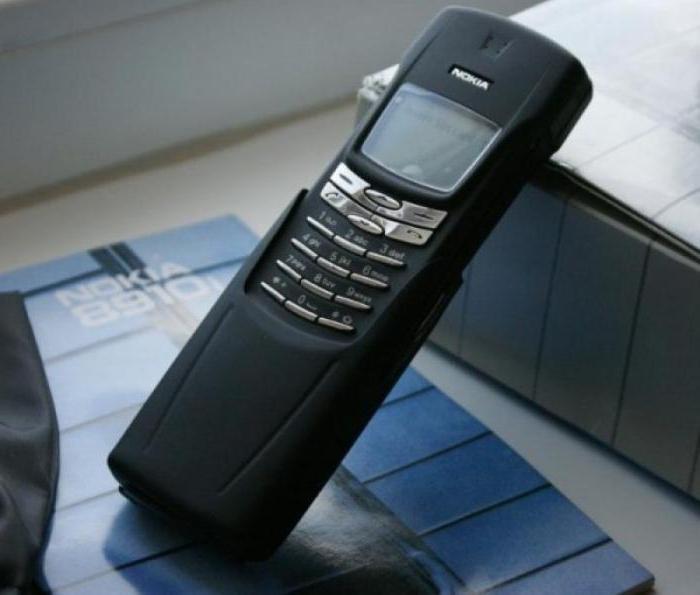 Nokia 8910i pregled