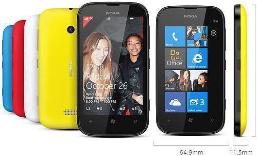 Nokia Lumia 510 telefono