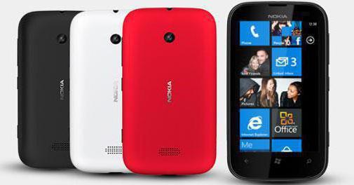 Nokia Lumia 510 specifiche