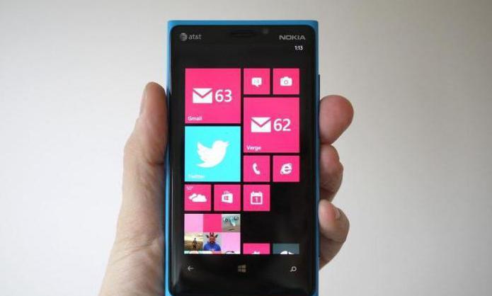 спецификации на nokia lumia 920