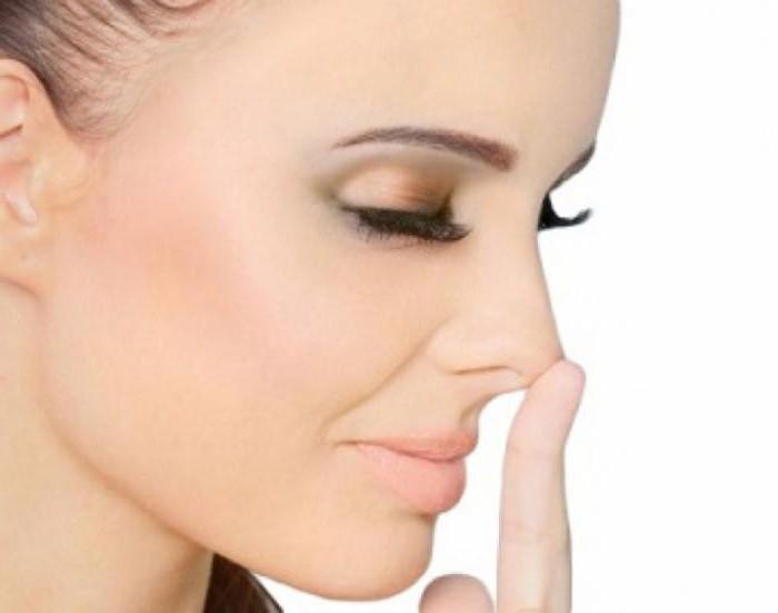 нехируршка ринопластика