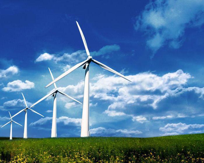 risorse naturali rinnovabili e non rinnovabili