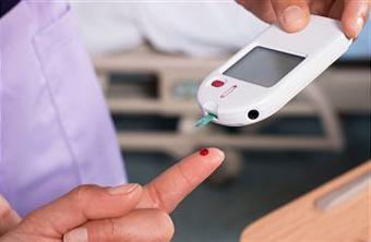 analisi del sangue per lo zucchero