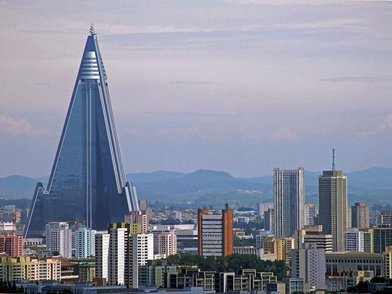 glavni grad Sjeverne Koreje