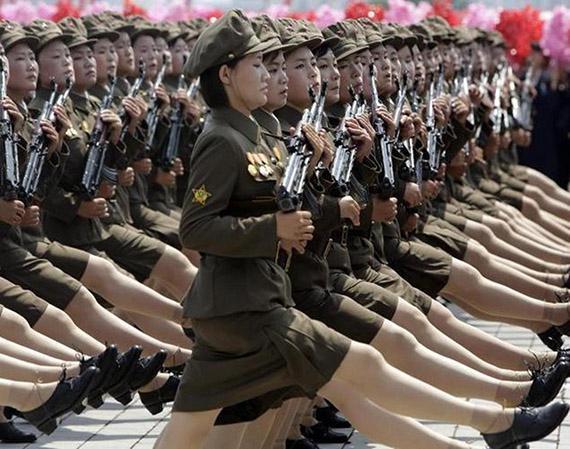 zemlja Sjeverna Koreja