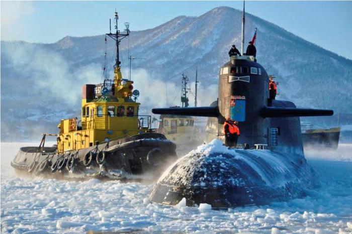 severne flote Rusije