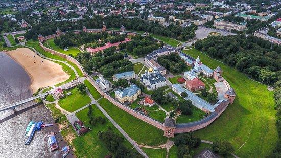 Cremlino di Novgorod