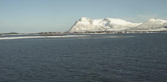 isole del mare norvegese