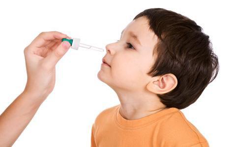gocce protargol nose per bambini