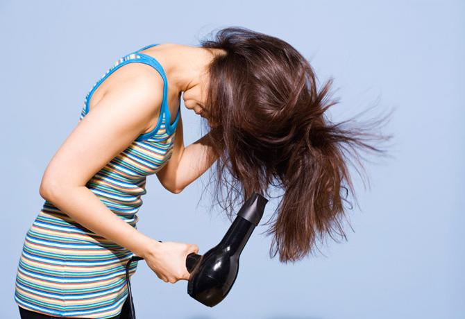 kako skrbeti za dolge lase