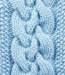 како везати прслук са иглама за плетење